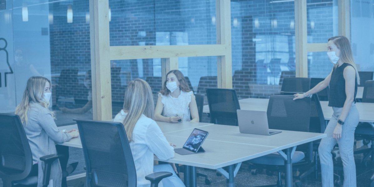 Oficinas 100% Sanitizadas, Seguras y listas para usarse